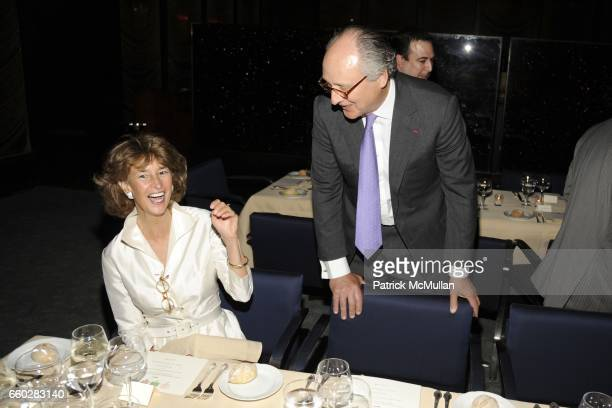 Gloria Stoga and Lorenzo Weisman attend ENRIQUE NORTEN Private Dinner Celebrating the 25th Anniversary of TEN ARQUITECTOS at The Four Seasons...