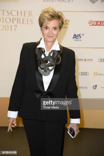 Gloria von Thurn und Taxis attends the Deutscher Radiopreis at Elbphilharmonie on September 7 2017 in Hamburg Germany