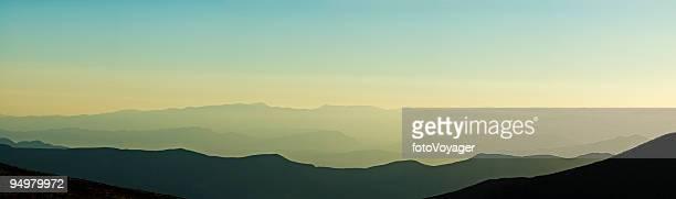 Glorious mountain dawn