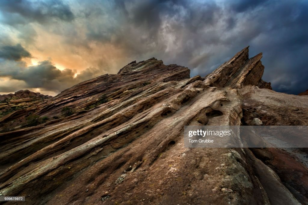 Glory Rock : Stock Photo