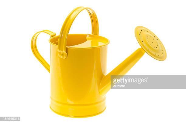 Annaffiatoio giallo
