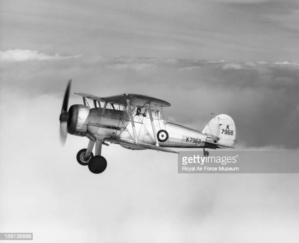 Gloster Gladiator I of 87 Squadron flying from RAF Debden 1938