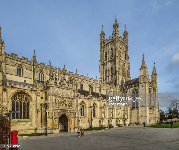Gloucester Cathedral is where William the Conqueror ordered the Domesday book and Henry Vlll was crowned.