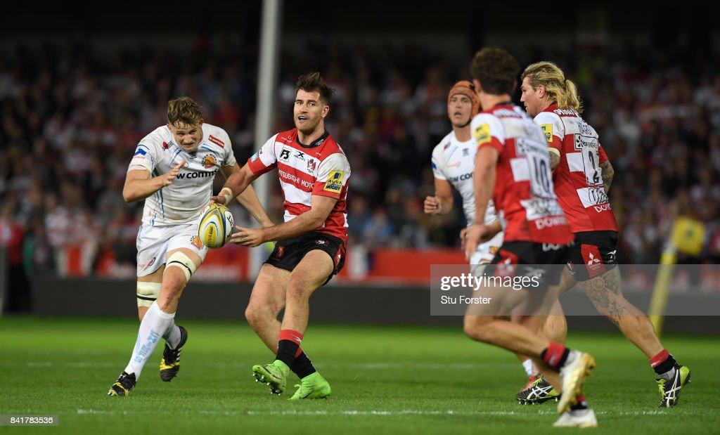 Gloucester Rugby v Exeter Chiefs - Aviva Premiership : News Photo