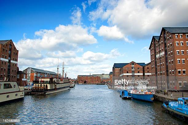 gloucester docks - gloucester england stock pictures, royalty-free photos & images
