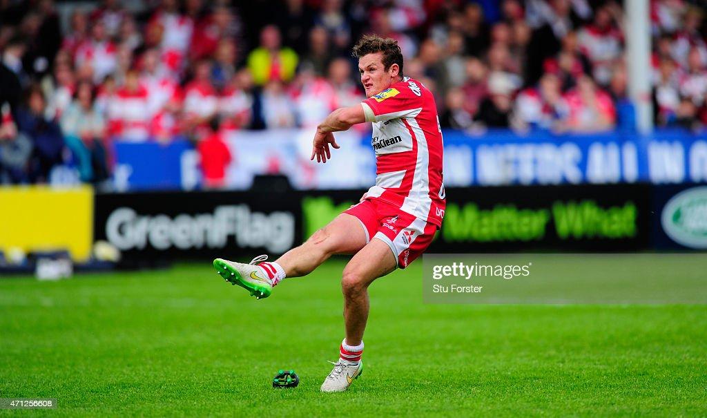Gloucester Rugby v Newcastle Falcons - Aviva Premiership : News Photo