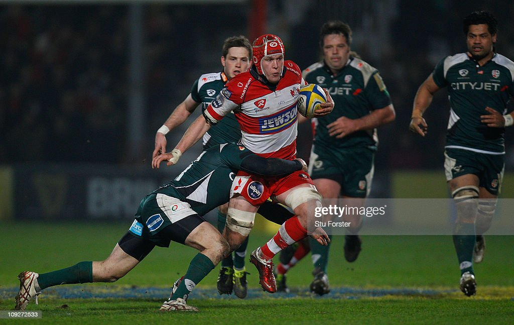 Gloucester v London Irish - AVIVA Premiership