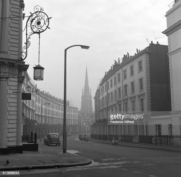 Gloucester Road London circa 1960
