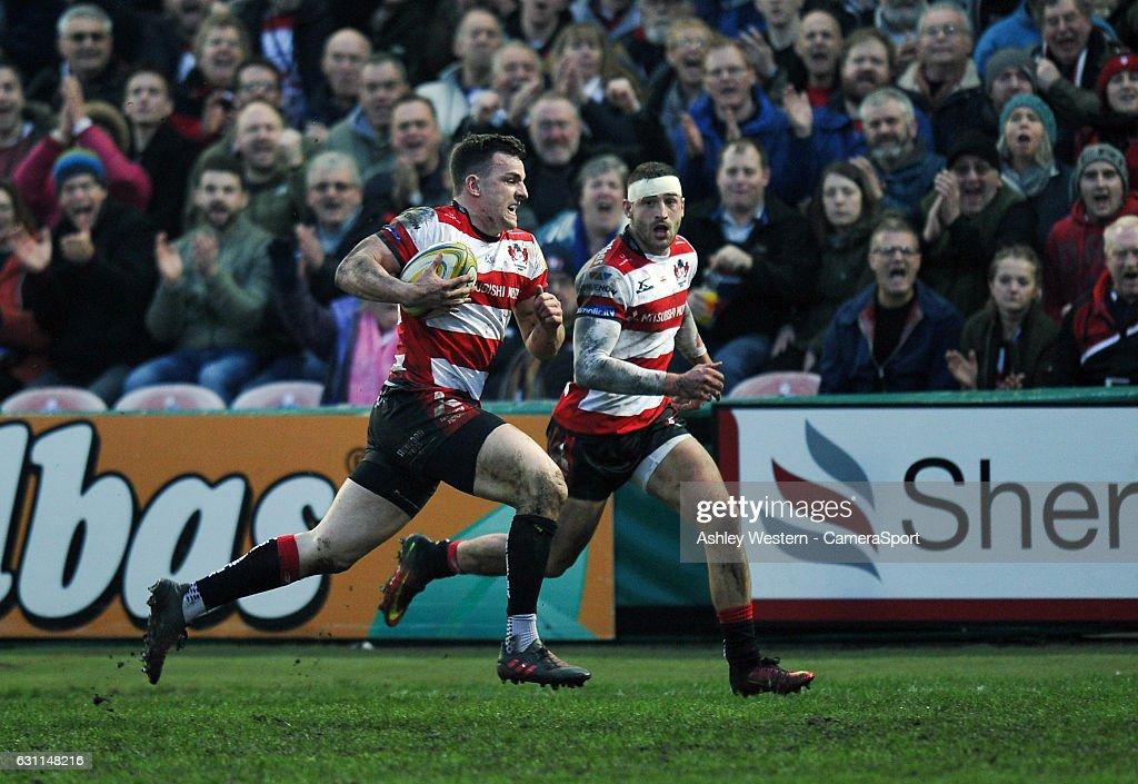Gloucester Rugby v Worcester Warriors - Aviva Premiership : News Photo