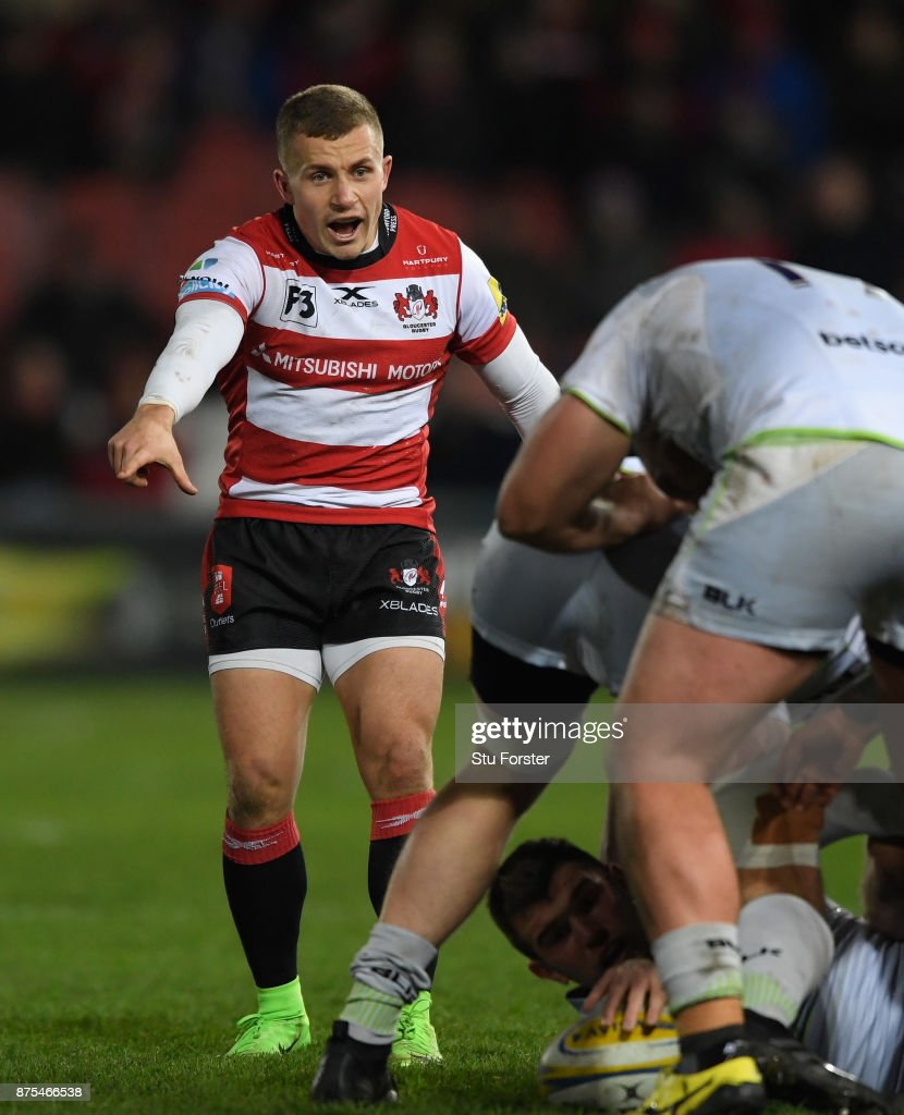 Gloucester Rugby v Saracens - Aviva Premiership : News Photo