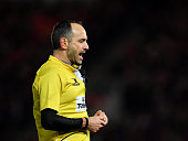 gloucester united kingdom referee romain poite