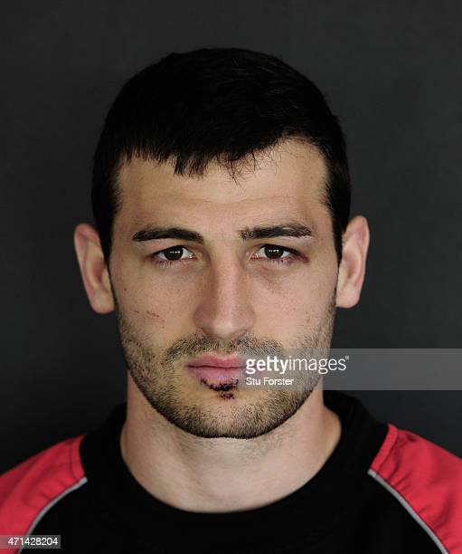 Gloucester wing Jonny May pictured after Gloucester Rugby open training ahead of their European Challenge Cup final against Edinburgh on friday at...