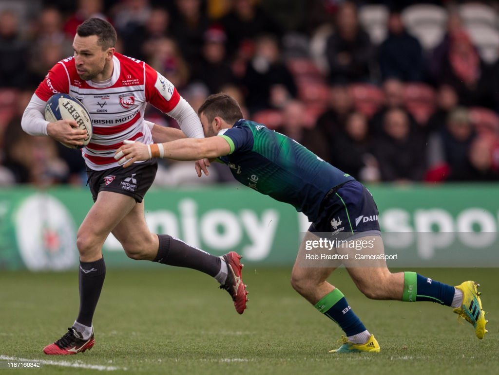 Gloucester Rugby v Connacht Rugby - Heineken Champions Cup Round 3 : News Photo