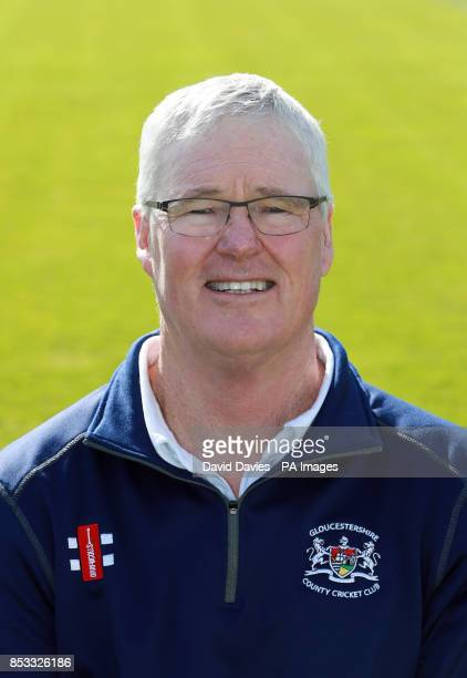 Gloucestershire Director of Cricket John Bracewell during the media day at The County Ground Bristol