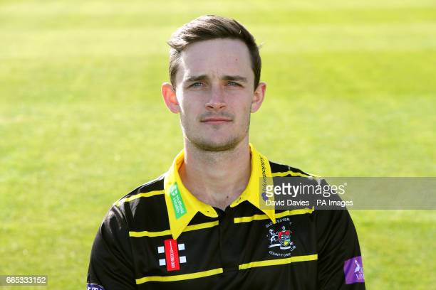 Gloucestershire's Gareth Roderick during the media day at The Brightside Ground Bristol