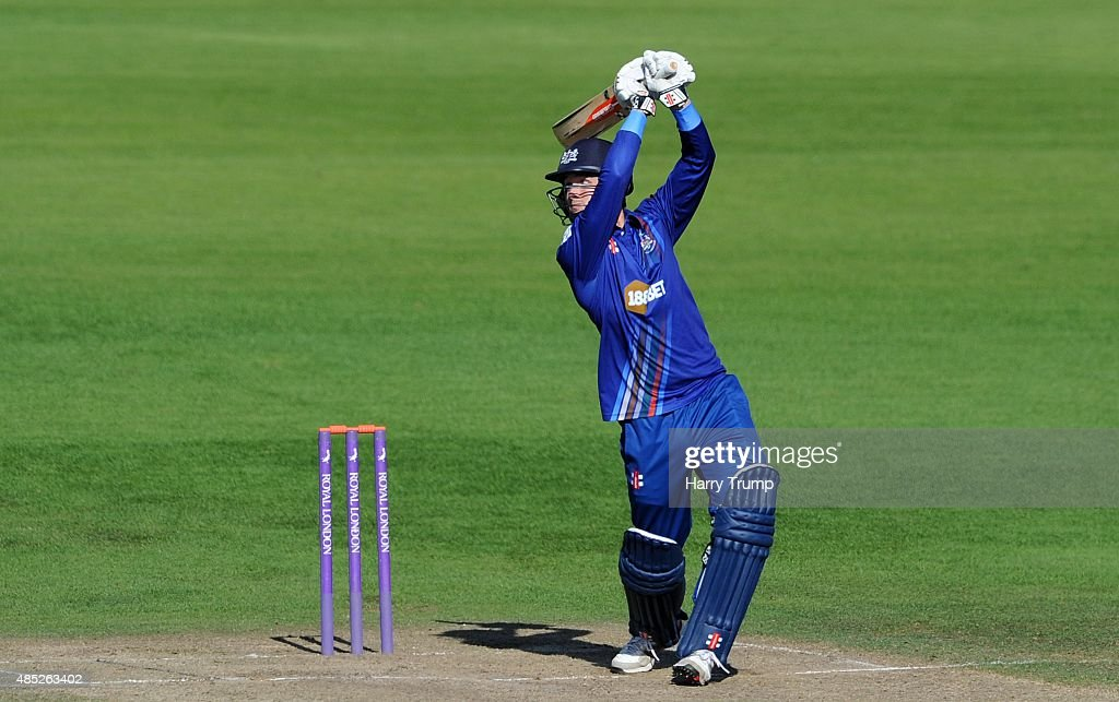 Gloucestershire v Hampshire - Royal London One-Day Cup Quarter Final : News Photo
