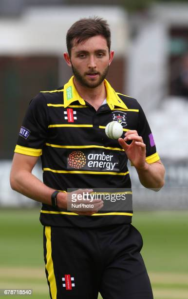 Gloucestershire's Matthew Taylor during Royal London OneDay Cup match between Essex CCC and Gloucestershire CCC at The Cloudfm County Ground...