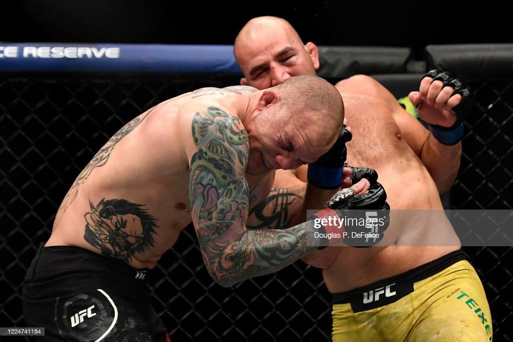 UFC Fight Night Smith v Teixeira : News Photo