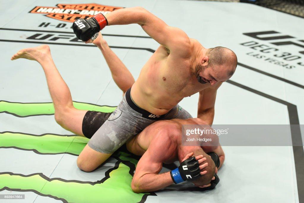 UFC Fight Night: Teixeira v Cirkunov : News Photo
