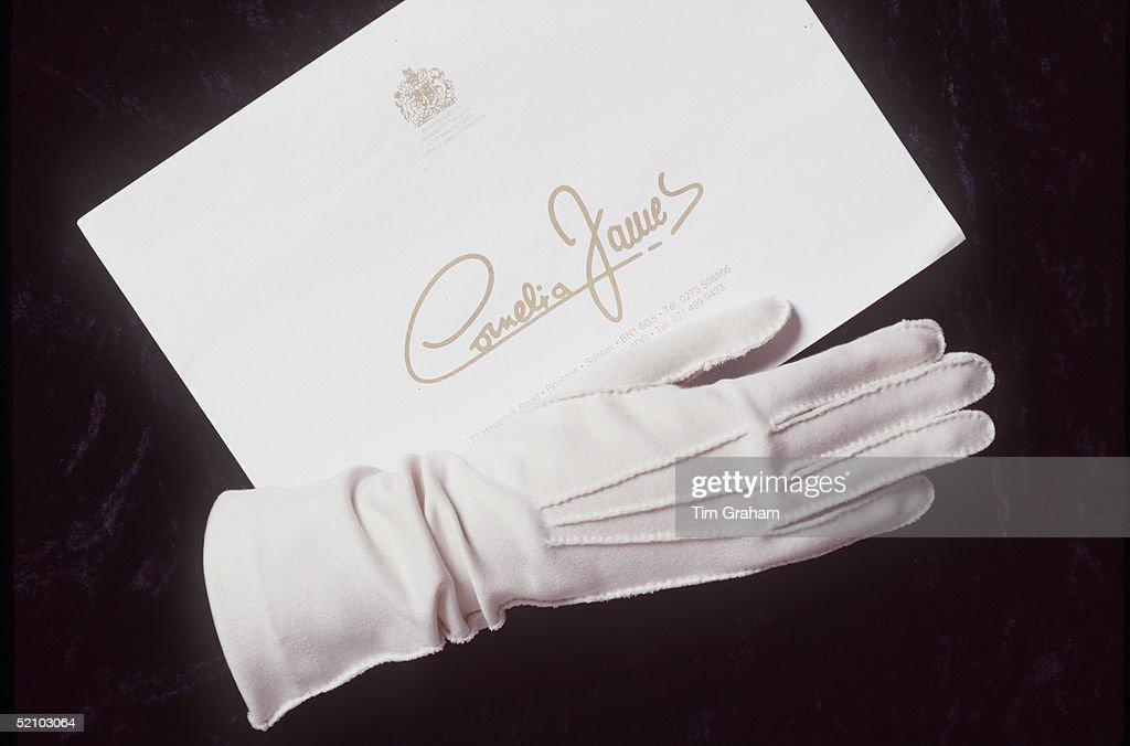 Gloves From Royal Glovemaker : News Photo