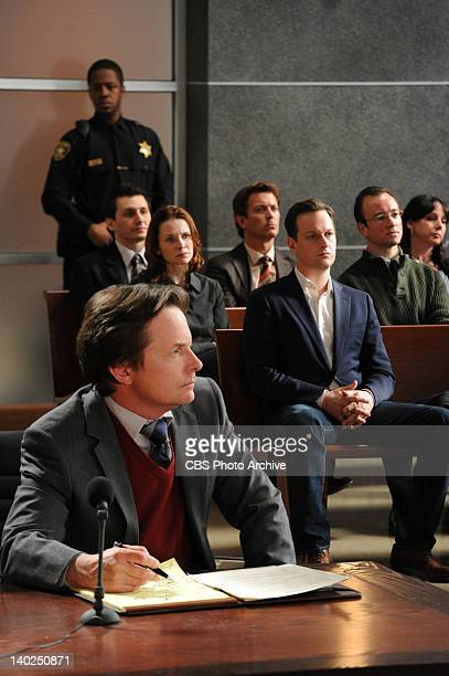 Gloves Come Off While serving his temporary suspension Will observes Louis Canning as he argues against Alicia on THE GOOD WIFE Sunday March 18 on...