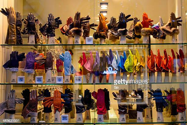 """gloves in a store - """"sjoerd van der wal"""" or """"sjo"""" stock pictures, royalty-free photos & images"""