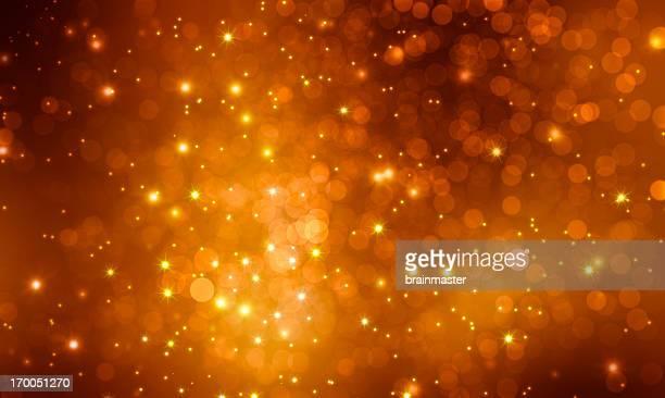 Glowing Background Light