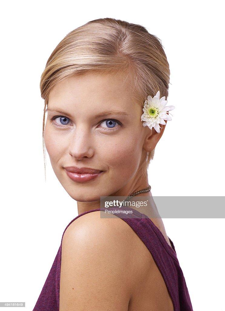 Deslumbrante Beleza : Foto de stock