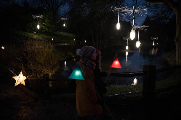 GBR: Glow Wild At Wakehurst Place
