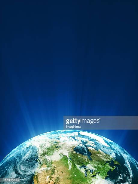 glowing globe series - canada - north america stock pictures, royalty-free photos & images