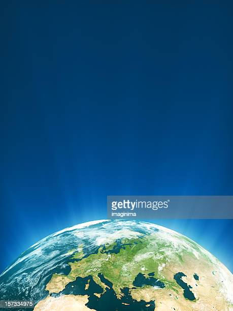 Leuchtende Welt Serie-Europa