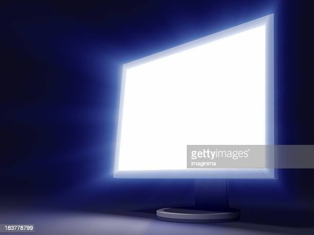 glowing lcd panel - glowing stock pictures, royalty-free photos & images
