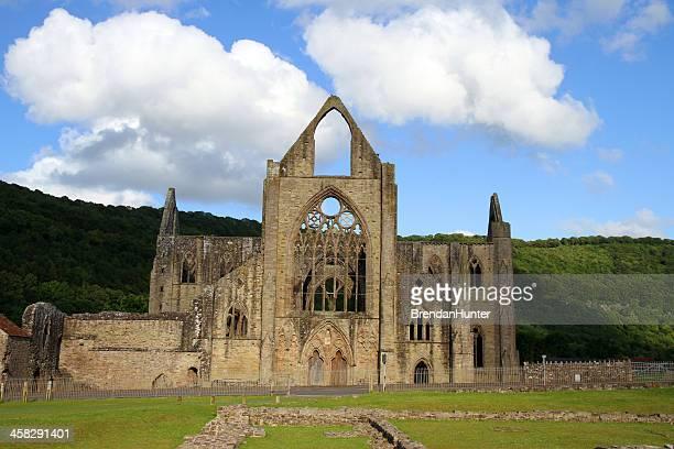 ruínas brilhante - cisterciense - fotografias e filmes do acervo