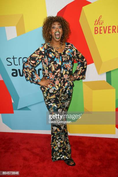 GloZell attends the 7th Annual 2017 Streamy Awards at The Beverly Hilton Hotel on September 26 2017 in Beverly Hills California