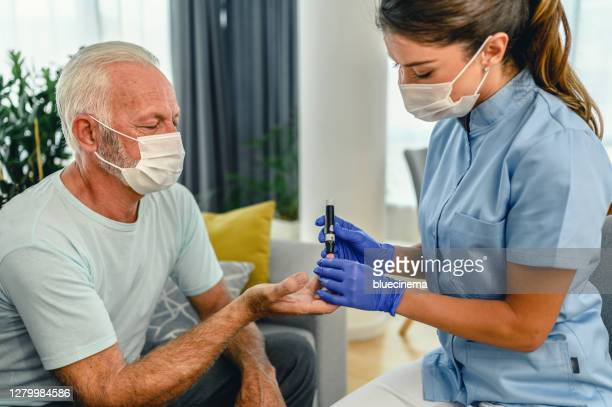 glucose level blood test - glycemia stock pictures, royalty-free photos & images