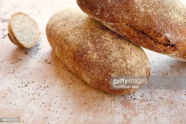 Gluten Free Chia (Salvia hispanica) Bread