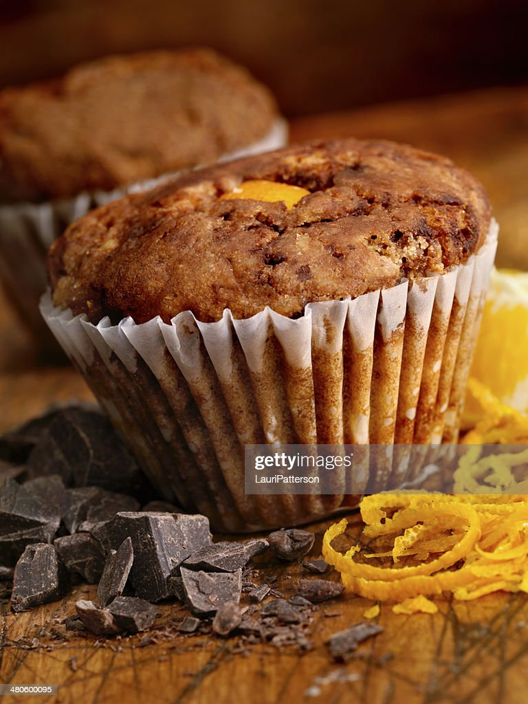 Gluten Free Muffins : Stock Photo