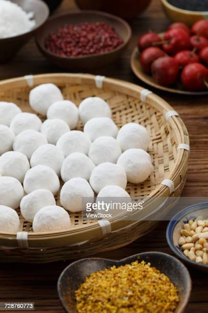 Glutinous Rice Balls for Lantern Festival