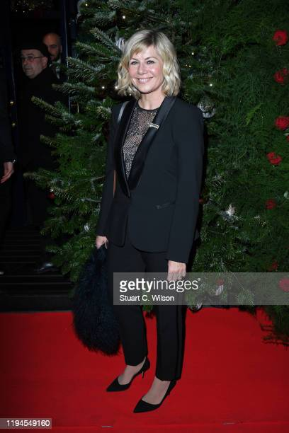 Glynis Barber attends Tramp's Big 50th Anniversary at Tramp on December 17 2019 in London England