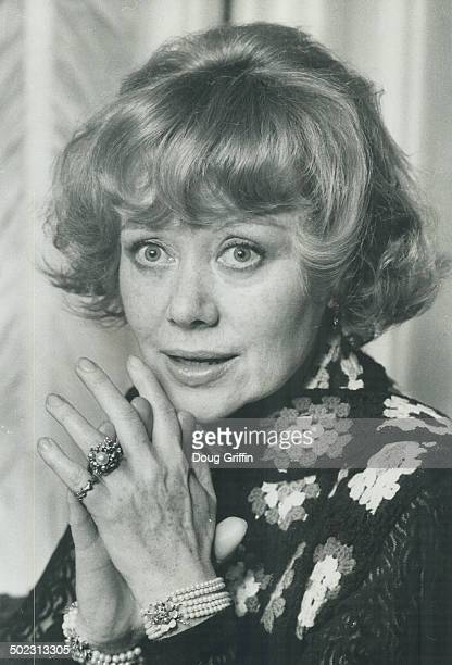 Glynis Johns in Toronto this week prior to her Monday night opening in The Marquise at the Royal Alex reminisced to critic Urjo Kareda on her...