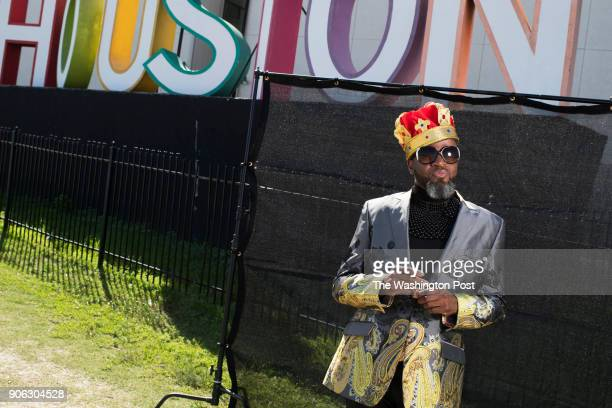 Glynn Jackson photographed for What Unites Us in Houston Texas on October 06 2017