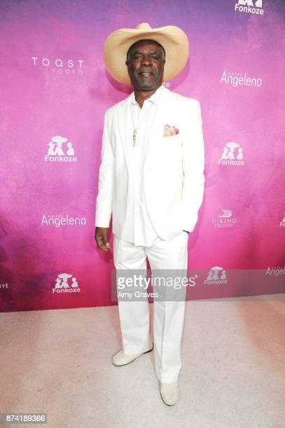 Glynn Turman attends Fonkoze's 'Hot Night In Haiti' Los Angeles Event on November 11 2017 in Los Angeles California