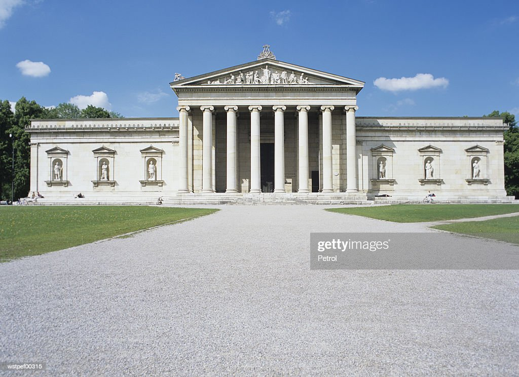 Glyptothek, Munich, Bavaria, Germany : Stockfoto