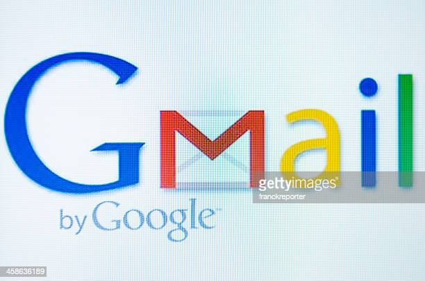 gmail.com web mail site - google brand name stock pictures, royalty-free photos & images
