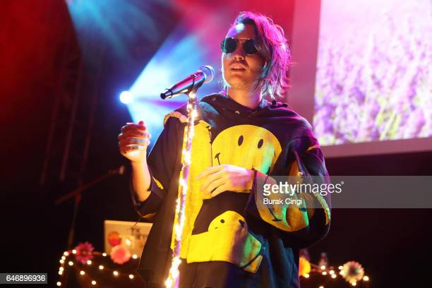 Gnash performs at the O2 Academy Islington on March 1 2017 in London United