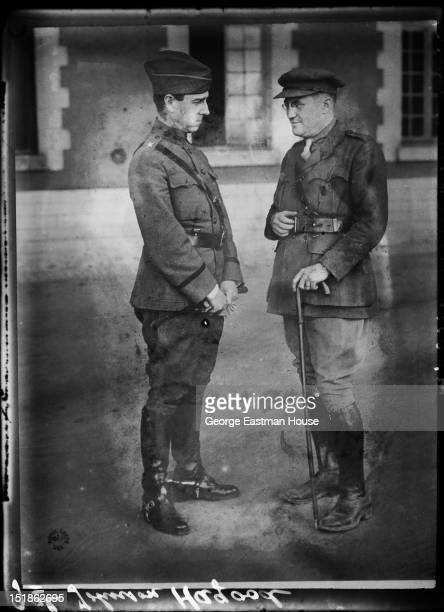 Gn'l Johnson Hagood / Mr Isaac P. Marasson :SIGNAL CORPS, between 1900 and 1919.