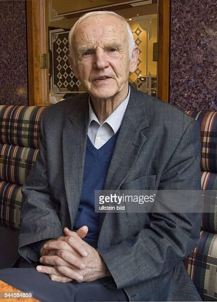 Günter de Bruyn Schriftsteller D an seinem 80 Geburtstag
