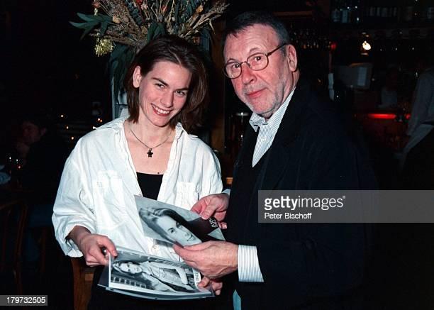 Günter Lamprecht mit Janina DallVancouver/Kanada Urlaub