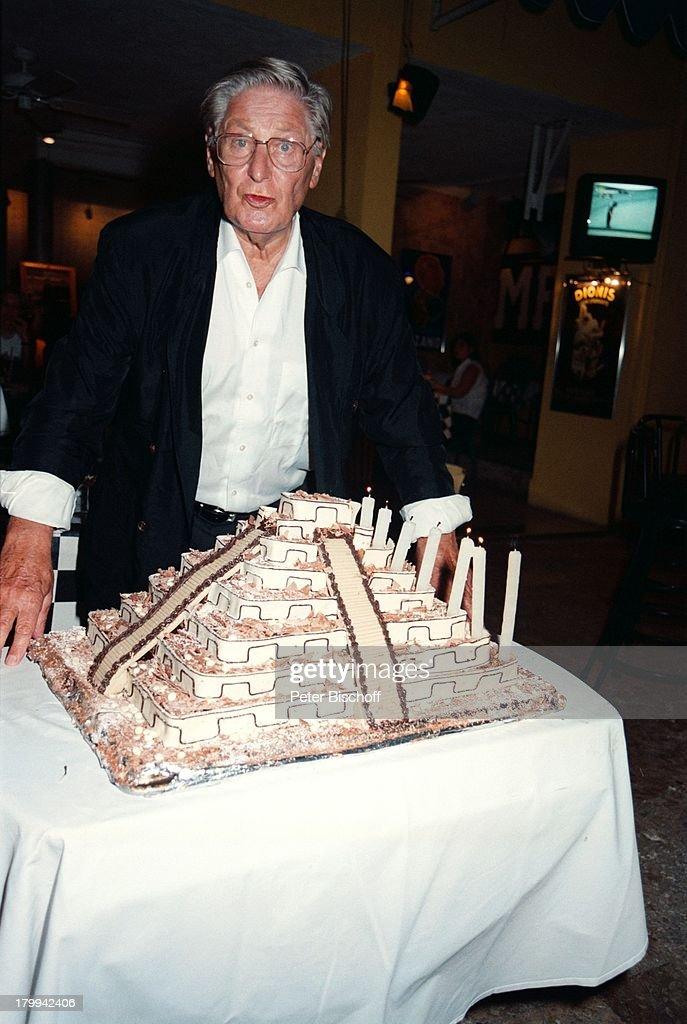 Gunter Pfitzmann 75 Geburtstag Von Gunter Pfitzmann Restauran