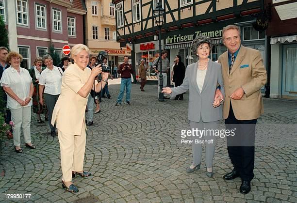 Günter Wewel Ehefrau Gisela SonjaZiemann Kein schöner Land ARDLünebürger Heide